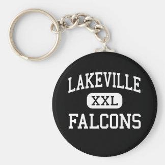 Lakeville - Falcons - High - Otisville Michigan Key Chains