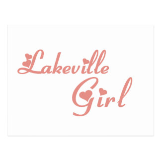 Lakeville Girl tee shirts Postcard