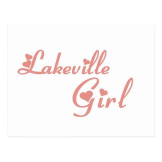Lakeville Girl tee shirts Postcard