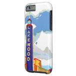 Lakewood Theatre phone case, original art case