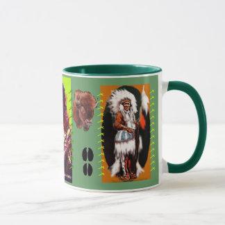 Lakhotah MIMEYA-Old Lakhotah Life CUP. Mug