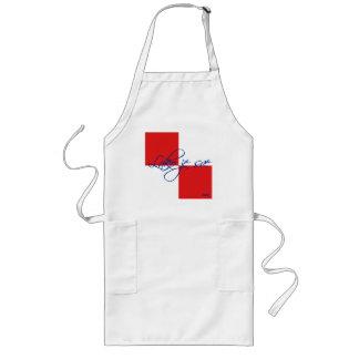 Lako je sve long apron