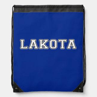 Lakota Drawstring Bag