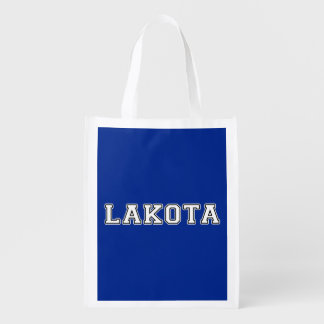 Lakota Reusable Grocery Bag