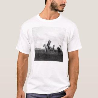 Lakota Warriors Horsemen T-Shirt