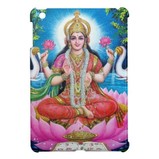 Lakshmi Goddess of Love, Prosperity, and Wealth Cover For The iPad Mini