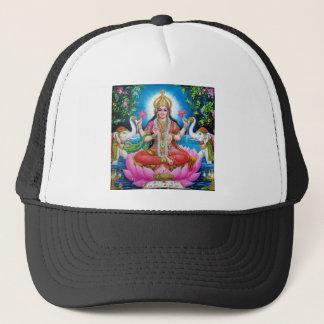 Lakshmi Goddess of Love, Prosperity, and Wealth Trucker Hat