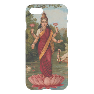 Lakshmi Goddess of Wealth Fortune and Prosperity iPhone 8/7 Case