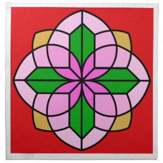 Lakshmi Lotus Napkin