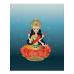 Lakshmi Posters