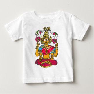 Lakshmi / Shridebi in Meditation Pose Baby T-Shirt