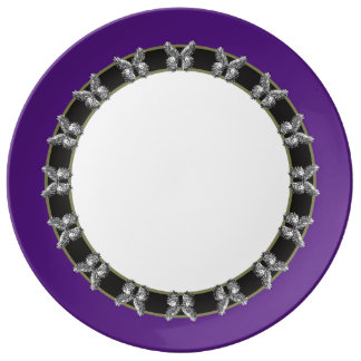 Lalabutterfly Plate