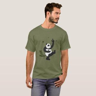 lalala Panda T-Shirt