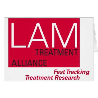 LAM Treatment Alliance Card