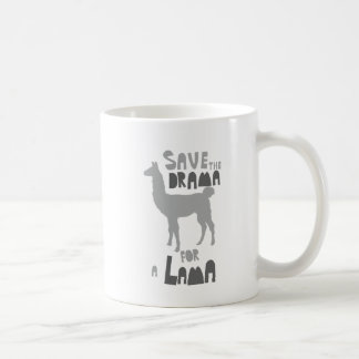 Lama Drama Coffee Mug