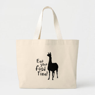 lama dynamite large tote bag