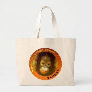 Lamandau River Wildlife Reserve – Tote bags