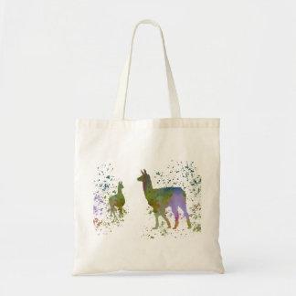 Lamas Tote Bag