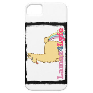 Lamaz4Lyfe LLama Corn Iphone 5s Case