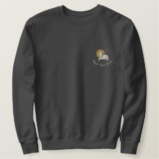Lamb of God Embroidered Sweatshirt