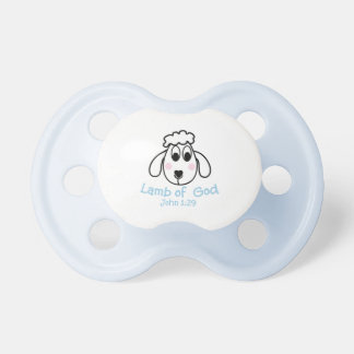 Lamb of God Pacifier