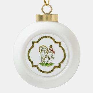 Lamb of God Ornament