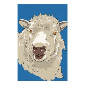 Lamb Stationery