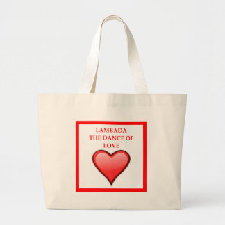 LAMBADA LARGE TOTE BAG