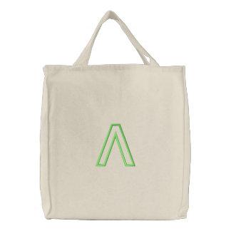 Lambda Applique (Part2) Bag