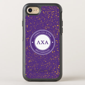 Lambda Chi Alpha | Badge OtterBox Symmetry iPhone 8/7 Case