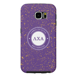 Lambda Chi Alpha | Badge Samsung Galaxy S6 Cases