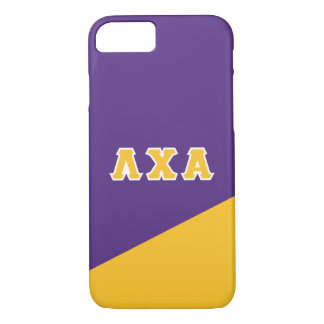 Lambda Chi Alpha | Greek Letters iPhone 8/7 Case