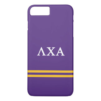 Lambda Chi Alpha | Sport Stripe iPhone 7 Plus Case
