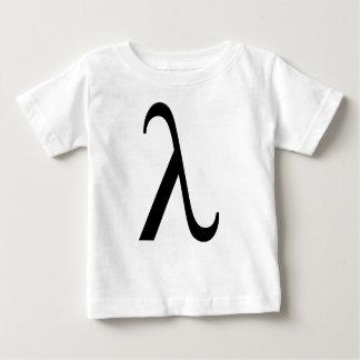 lambda Symbol Baby T-Shirt