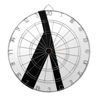 lambda Symbol Dartboard