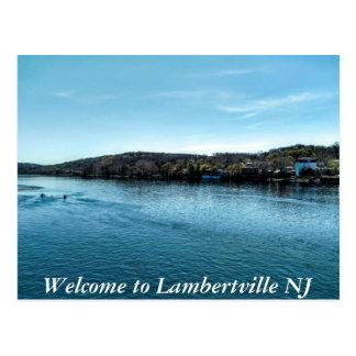 Lambertville Postcard