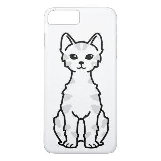 Lambkin Dwarf Cat Cartoon iPhone 7 Plus Case