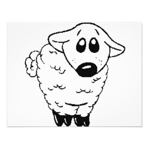 lamby invite