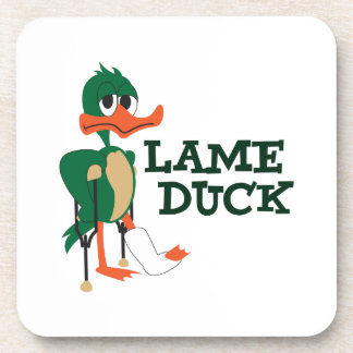 LAME DUCK COASTER