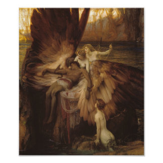 Lament of Icarus Poster