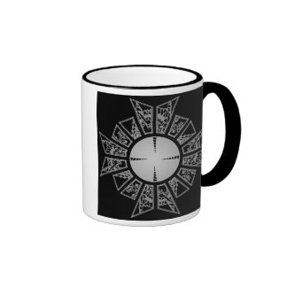 Lament star silver, Lament star silver Ringer Coffee Mug