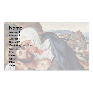 Lamentation By Key Willem (Best Quality) Business Card