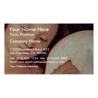 Lamentation  By Perugino Pietro (Best Quality) Pack Of Standard Business Cards