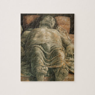 Lamentation of Christ by Andrea Mantegna Jigsaw Puzzle