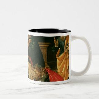 Lamentation of Christ. c.1490 Coffee Mug