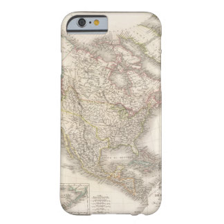 L'Amerique Septentrionale - North America Barely There iPhone 6 Case