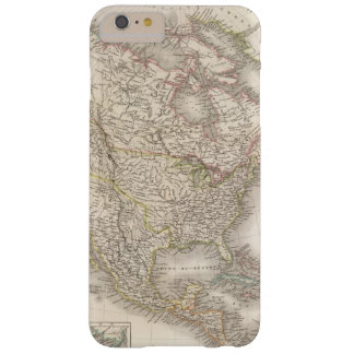 L'Amerique Septentrionale - North America Barely There iPhone 6 Plus Case