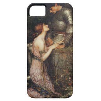 Lamia and the Soldier - John William Waterhouse Barely There iPhone 5 Case