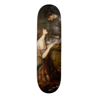Lamia by John William Waterhouse 21.6 Cm Skateboard Deck