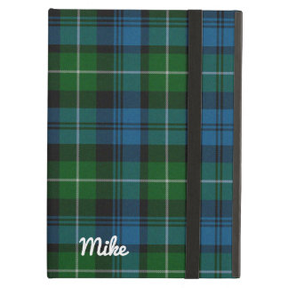 Lamont Clan Plaid Custom iPad Air Case